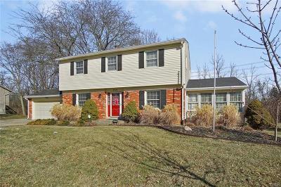 Dayton Single Family Home Active/Pending: 2325 Glenheath Drive