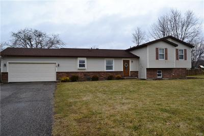 Dayton Single Family Home For Sale: 701 Spring Valley Pike