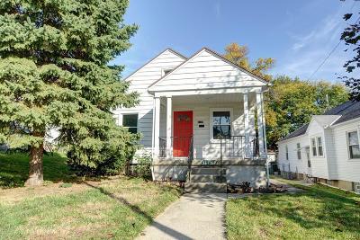 Dayton Single Family Home For Sale: 3119 Glen Rock Road