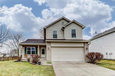 Dayton Single Family Home For Sale: 4337 Softwood Lane
