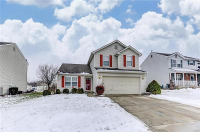 Dayton Single Family Home For Sale: 3537 Forest Ridge Boulevard