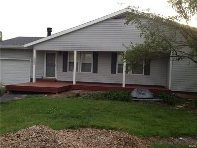 Middletown Single Family Home Active/Pending: 7633 Alexandria Road