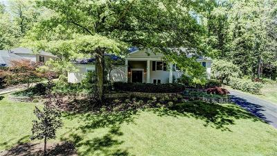 Oakwood Single Family Home For Sale: 545 Sweetwood Lane
