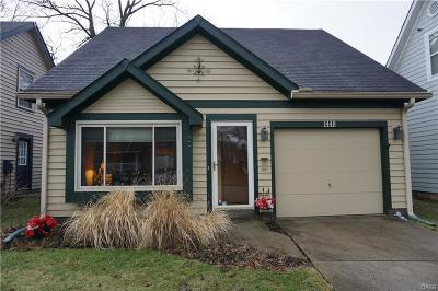 Kettering Single Family Home For Sale: 1440 Southlyn Drive