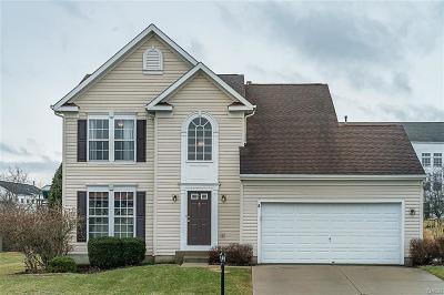 Beavercreek Single Family Home For Sale: 2229 Pacer Court
