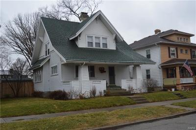 Springfield Single Family Home For Sale: 401 Cecil Street