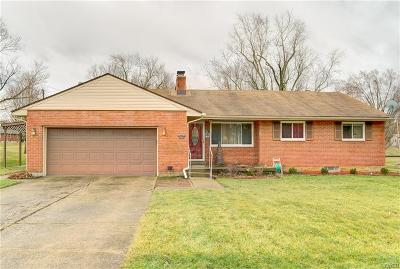 Enon Single Family Home For Sale: 7061 Chama Trail