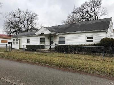 Dayton Single Family Home For Sale: 4201 Gotham Avenue