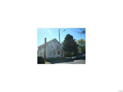 Dayton Single Family Home For Sale: 332 Delaware Avenue