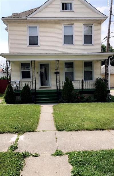 Dayton Single Family Home For Sale: 515 Bowen Street