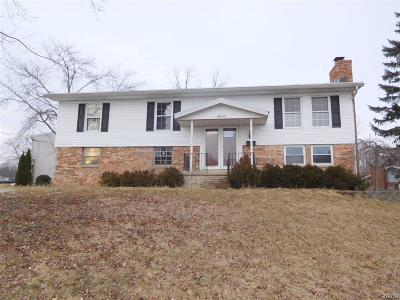 Dayton Single Family Home For Sale: 4500 Strathaven Drive