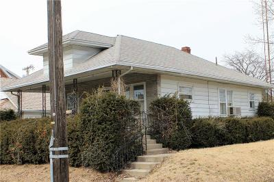 Dayton Single Family Home For Sale: 2325 Saint Charles Avenue