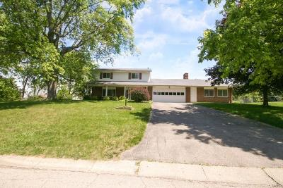 Beavercreek Single Family Home Active/Pending: 4378 Willow Run Drive
