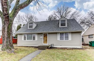 Fairborn Single Family Home Active/Pending: 512 Lohnes Drive