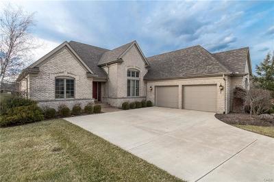 Dayton Single Family Home For Sale: 6863 Rose Glen Drive