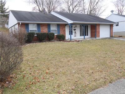 Enon Single Family Home For Sale: 6673 Emerald Avenue