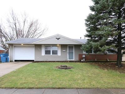 Huber Heights Single Family Home For Sale: 6706 Longford Road