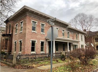 Dayton Single Family Home For Sale: 1 Van Buren Street