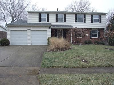 Dayton Single Family Home For Sale: 4464 Elmshaven Drive