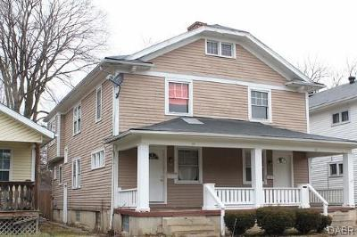 Dayton Multi Family Home For Sale: 35 Hudson Avenue