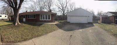 Dayton Single Family Home For Sale: 6019 Turnbridge Lane