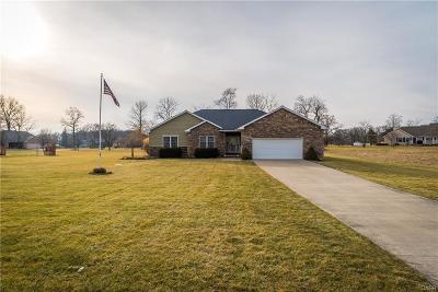 Springfield Single Family Home Active/Pending: 5555 Tiffany Lane