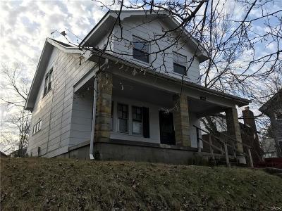 Dayton Single Family Home For Sale: 2019 Eastview Avenue