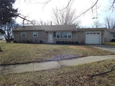 Dayton Single Family Home For Sale: 2680 Bingham Avenue