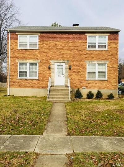 Xenia Multi Family Home For Sale: 150 Weaver Street