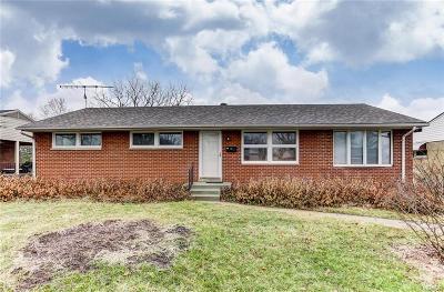 Brookville Single Family Home For Sale: 27 Terrace Park Boulevard