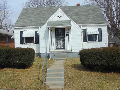 Dayton Single Family Home For Sale: 1649 Speice Avenue