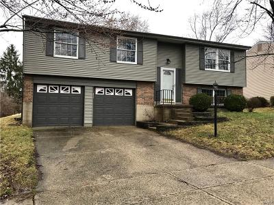 Dayton Single Family Home For Sale: 4866 Leafburrow Drive