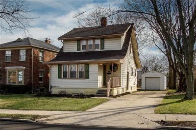 Dayton Single Family Home For Sale: 2812 Shroyer Road