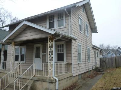 Dayton Single Family Home For Sale: 234 Watervliet Avenue