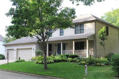 Beavercreek Single Family Home For Sale: 1480 Bull Skin Run Court