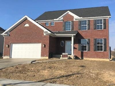 Vandalia Single Family Home For Sale: 1713 Ashworth Drive