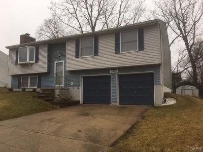 Dayton Single Family Home For Sale: 5490 Gander Road