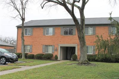 Dayton Condo/Townhouse For Sale: 5383 Dunmore Drive