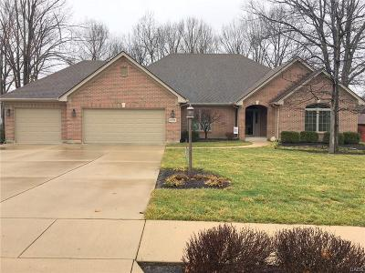 Miamisburg Single Family Home For Sale: 1071 Heincke Road