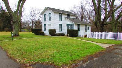Clayton Single Family Home For Sale: 302 Kimmel Road