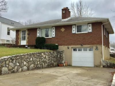 Dayton Single Family Home For Sale: 3826 4th Street