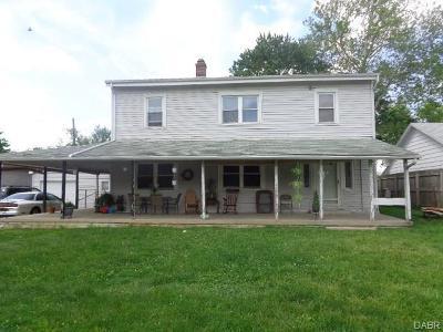 Dayton Single Family Home Active/Pending: 2329 Gipsy Drive
