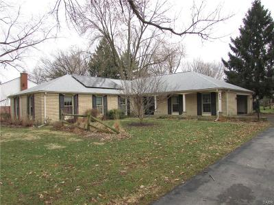 Dayton Single Family Home For Sale: 892 New England Ave