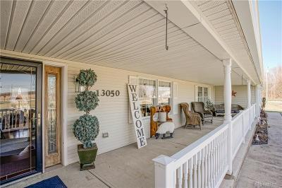 Brookville Single Family Home For Sale: 13050 Little Richmond Road