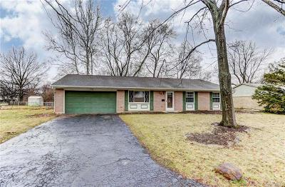 Dayton Single Family Home For Sale: 115 Lodewood Drive