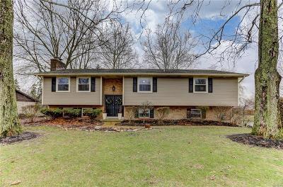 Centerville Single Family Home For Sale: 690 Whipp Road