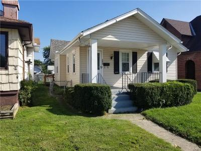 Dayton Single Family Home For Sale: 2824 Smithville Road