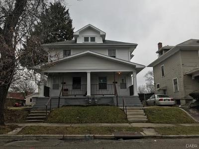 Dayton OH Multi Family Home For Sale: $57,900