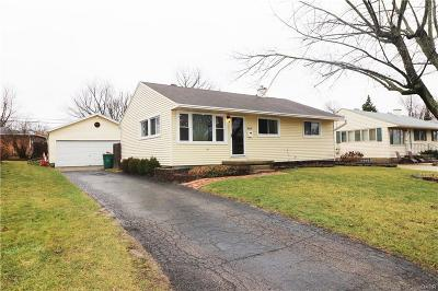 Kettering Single Family Home For Sale: 3609 Valleywood Drive