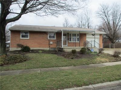 Dayton Single Family Home For Sale: 4601 Tall Oaks Drive